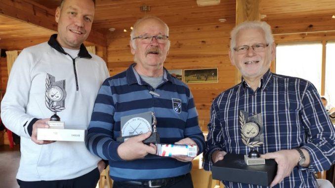 Winnaars 2019 - (vlnr) Sven Froeling, Gijs van den Berg, Jaq van Lin